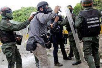 Denuncian arresto de 2 periodistas venezolanos que cubrían combate fronterizo 1