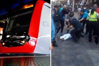 Reportan explosión por falla eléctrica entre las estaciones Plaza Venezuela y Sabana Grande del Metro de Caracas (Video)