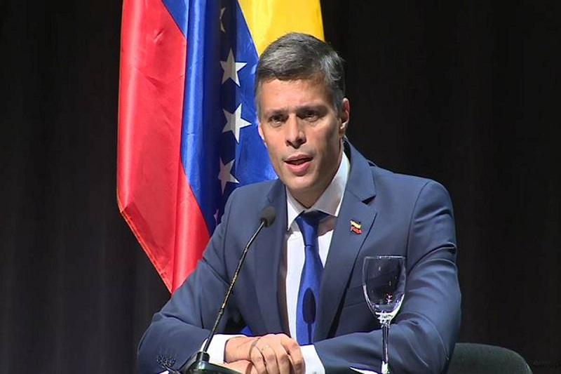 """Leopoldo López: """"El Gobierno ha aprovechado la situación de pandemia para limitar libertades civiles y políticas"""" 5"""