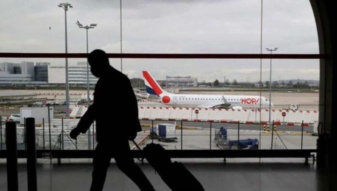 Francia anuncia la suspensión inmediata de los vuelos con Brasil 1