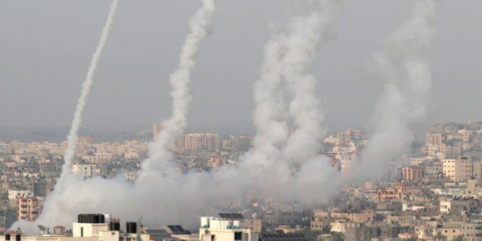 Los enfrentamientos entre Gaza e Israel siguen sin tregua en su quinto día 6