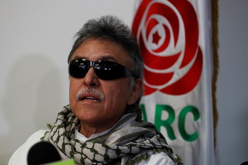 FARC confirmaron la muerte de Jesús Santrich en Venezuela y señalaron al ejército colombiano 20