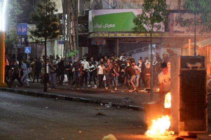 Linchamientos entre árabes y judíos en ciudades mixtas de Israel 7