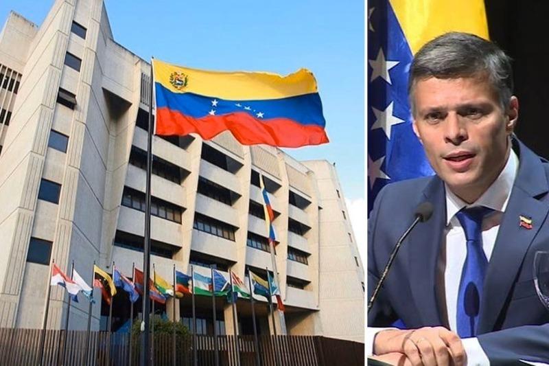 TSJ controlado por el régimen solicitó a España la extradición de Leopoldo López 2