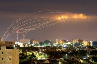 Así funciona la Cúpula de Hierro de Israel que frena el 90% de los misiles lanzados por Hamás 1