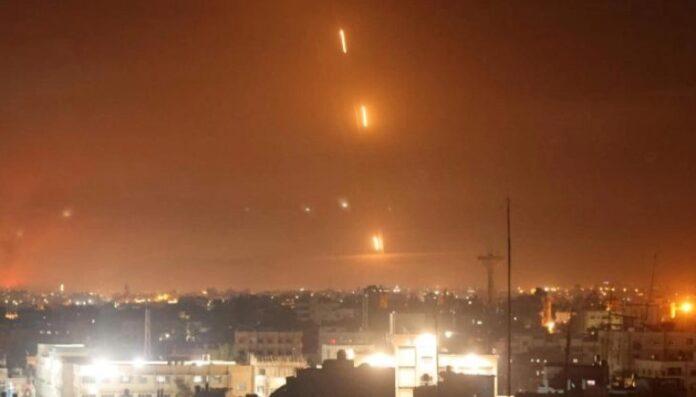 Continúan los ataques entre Israel y Gaza en el décimo día de escalada bélica 1