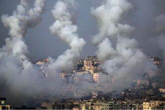 Aumenta a 200 la cifra de palestinos fallecidos en Gaza tras intensos bombardeos 1