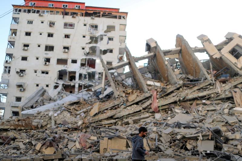 Reportan más de 50 de fallecidos en la ciudad de Gaza en medio de la escalada bélica entre Israel y Hamás (Video) 2