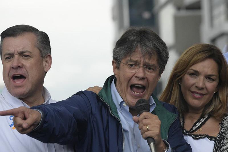 Lasso asume la Presidencia de Ecuador tras vencer al correísmo y recuperar el poder luego de dos décadas 2