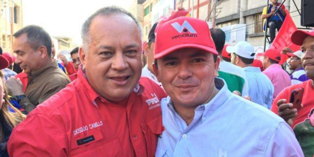 """Diosdado expresó """"vergüenza"""" por el expresidente de Lácteos Los Andes 2"""