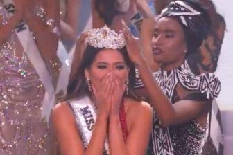 La mexicana Andrea Meza se coronó como Miss Universo 2020 (Videos) 1