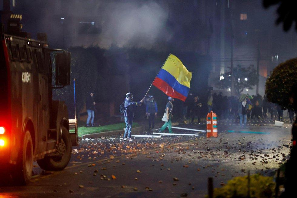 Sube a 31 la cifra de muertos en Colombia durante la ola de manifestaciones 2