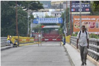 Venezolanos con nacionalidad colombiana pueden pasar el puente para vacunarse 1