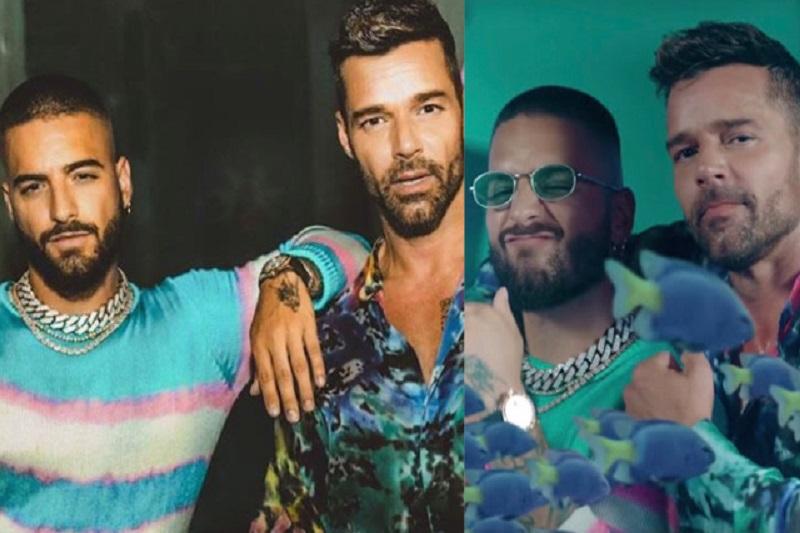 Ricky Martin y Maluma involucrados en nuevo escándalo por esta razón 10