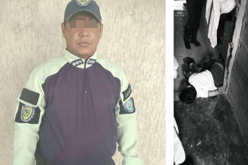 """Un presunto """"trío"""" que terminó en tragedia: jefe de Polisotillo asesinó a la novia de la mujer que le gustaba 6"""