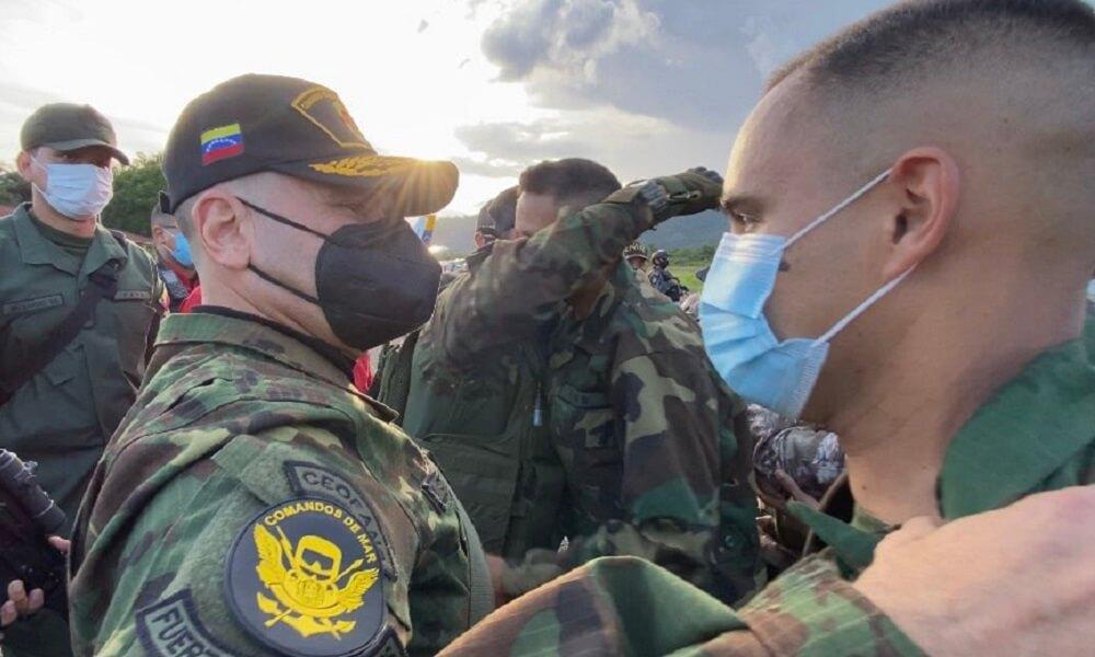 """Ceofanb asegura que Maduro lideró operación de """"rescate"""" de militares secuestrados 1"""