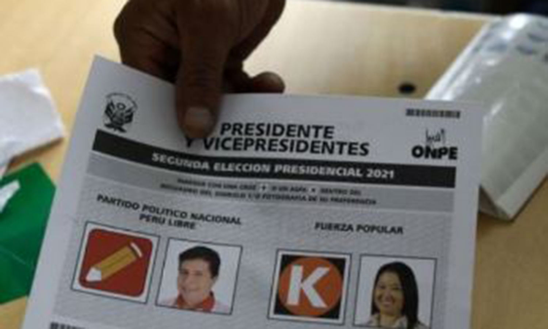 Perú sigue a la espera de la proclamación de su presidente 2