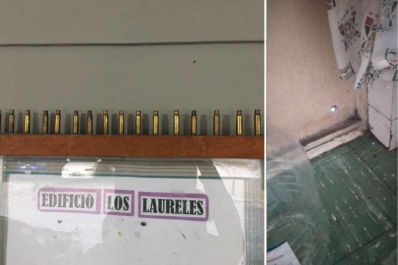 Las imágenes más impactantes del tiroteo que se vive en La Vega, Quinta Crespo, El Cementerio y El Paraíso (Videos) (Fotos) 14