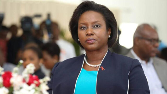 Aclaran que la primera dama de Haití está «estable» y recibe atención hospitalaria 13