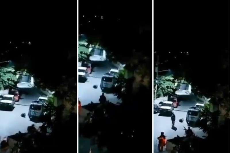 Cámaras de seguridad captaron el momento en que un grupo armado irrumpió en la residencia del presidente de Haití, Jovenel Moïse, para asesinarlo (Video) 3