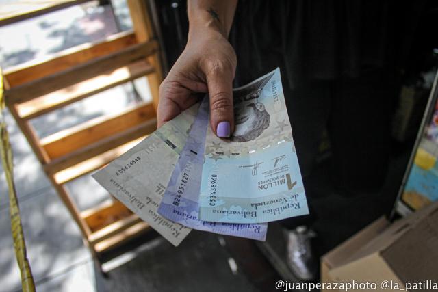 Precios deberán mostrarse en Bolívares Soberano y Digital a partir del #1Sep 5