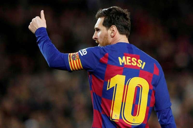 Leo Messi no continuará con el Barcelona 1