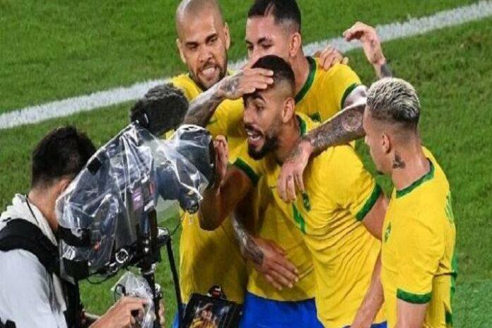 Brasil gana el oro en Tokio 2020, tras vencer a España 2
