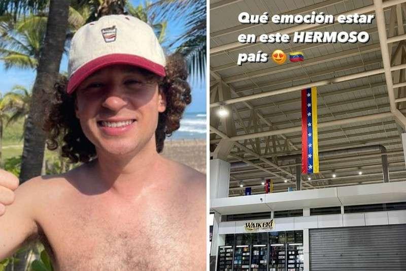 """Luisito Comunica anunció su llegada a Venezuela: """"Qué emoción estar en este hermoso país"""" (Fotos) 11"""