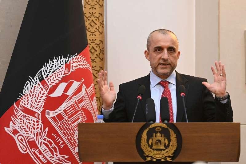 El vicepresidente Saleh desafía a los talibanes y se declara presidente interino de Afganistán 6