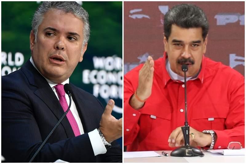 Iván Duque pide a España presionar en la UE «para acabar con la dictadura de Maduro» 1