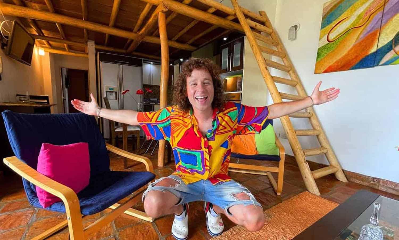 Luisito Comunica muestra la casa que compró en Venezuela 1