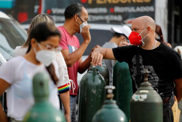 Venezuela volvió a sumar más de mil contagios de covid-19 1