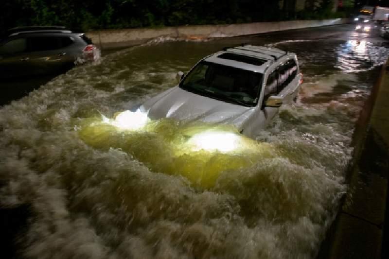 Sube a 44 la cifra de personas fallecidas en Nueva York debido a las inundaciones causadas por las fuertes lluvias 1